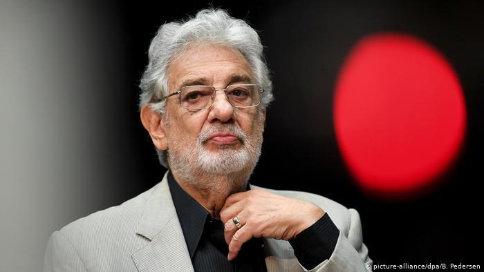 Plácido Domingo se pronuncia sobre acusaciones de abuso sexual