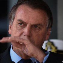 Bolsonaro ataca una vez más a la prensa brasileña