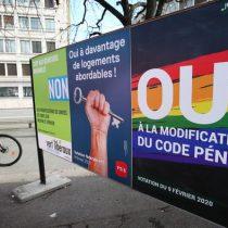 Suizos aprueban en referéndum una ley contra la homofobia