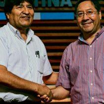 Partido de Evo Morales lidera intención de votos en Bolivia