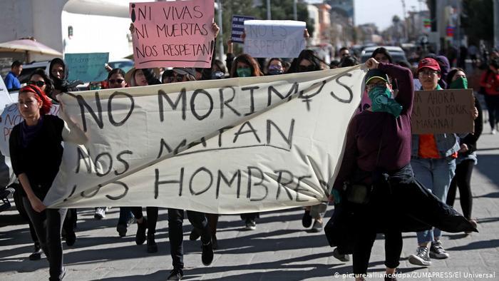 Violencia contra las mujeres en México: ¿hasta cuándo?