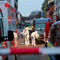 Dos tiroteos en el centro de Alemania dejan a 9 personas muertas