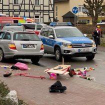 Alemania: automóvil embiste un desfile de carnaval dejando a varios heridos