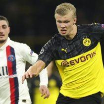 Champions League: Dortmund da el primer golpe ante el PSG y Atlético de Madrid sorprende derrotando al Liverpool de Klopp