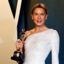 Renée Zellweger triunfa en los Oscar como mejor actriz por su papel en Judy
