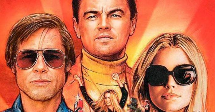 """Función película """"Había una vez en Hollywood…"""" de Quentin Tarantino en Cine Arte Normandie"""