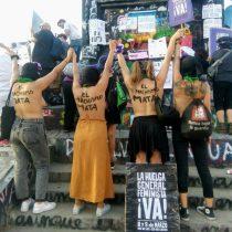 Por primera vez grupos feministas presentan recurso de protección contra la Intendencia de Santiago ante amenazas contra las movilizaciones del 8M