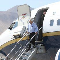 Primer viaje desde el estallido social: Piñera estará presente en el cambio de mando uruguayo