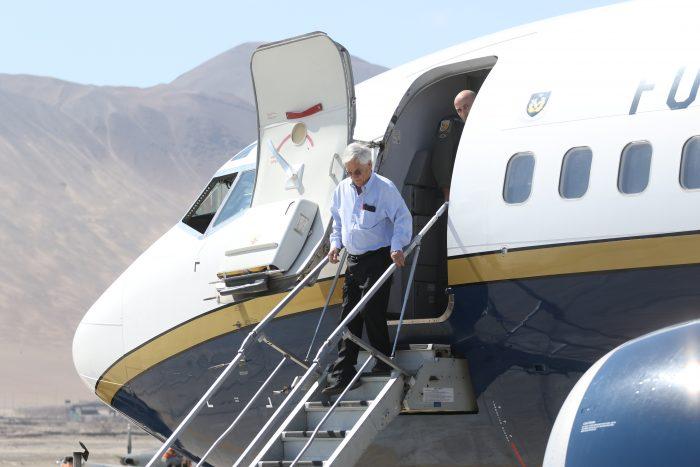 Chile confirmó presencia de Piñera en asunción presidencial de Lacalle Pou
