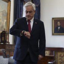 """La """"invisibilidad"""" de Piñera: la estrategia del Gobierno para evitar conflictos con la UDI en materia constituyente"""