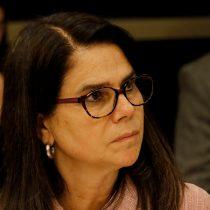 Ximena Ossandón pide a la derecha no repetir libreto de