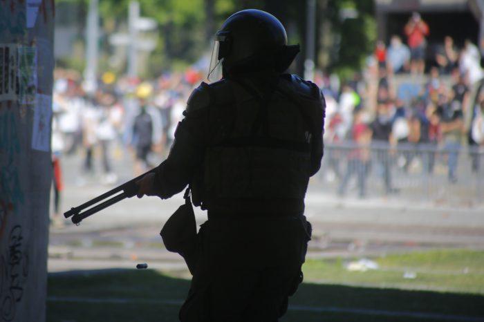 Corte de Apelaciones rechaza recurso de protección presentado contra Carabineros por uso de escopetas antidisturbios