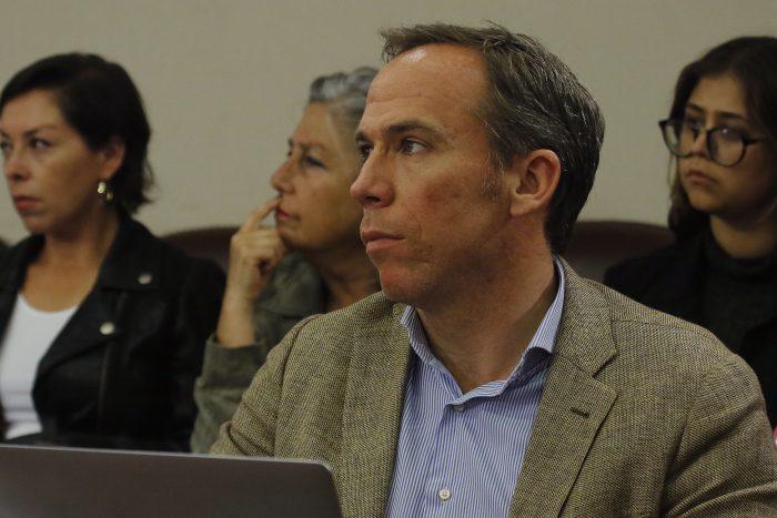 """Jorge Alessandri (UDI): """"Es urgente que Gustavo Hasbún dé una explicación y diga al país a qué se dedica"""""""