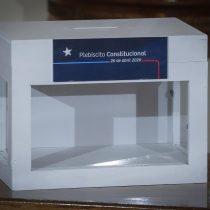 Plebiscito constitucional: Servel detalla las dos papeletas que recibirán los ciudadanos el 26 de abril