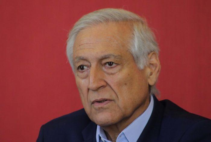 Heraldo Muñoz en picada por críticas de Jadue a la ex Concertación: