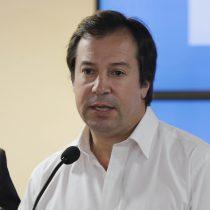 Ministro Palacios declaró ante Fiscalía por caso coimas en el MOP