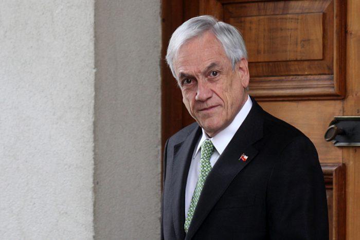 Piñera condena nuevo ataque a estación de Metro Los Quillayes y pide