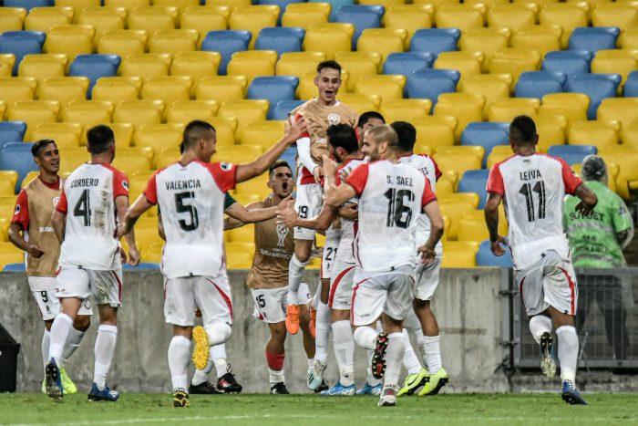 Jornada redonda: Universidad de Chile rescató positivo empate ante Inter, Coquimbo goleó en casa y La Calera empató en el Maracaná