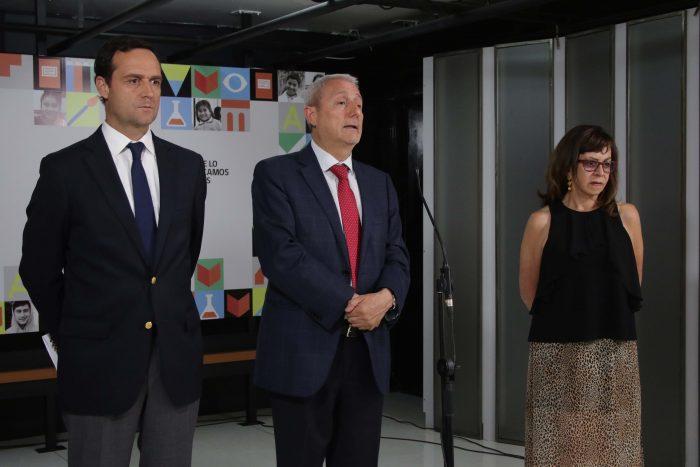 """Después de tres intentos finalizó la rendición de la PSU 2020: rector Vivaldi destacó que """"es milagroso que se haya hecho en estas condiciones"""""""