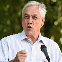 En su visita a La Araucanía: Piñera hace llamado a aprobar perfeccionamiento de Ley Antiterrorista para