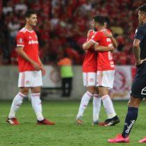 Universidad de Chile cayó 2-0 contra Internacional y le dice adiós a la Copa Libertadores