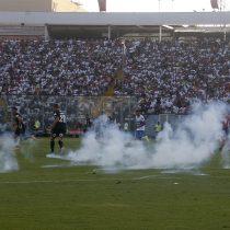 """Colo Colo prohibirá """"de por vida"""" el ingreso al Estadio Monumental a los involucrados en incidentes de violencia"""