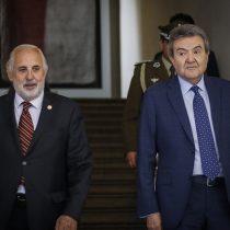 """Piñera solicita colaboración del Poder Judicial para avanzar en """"acuerdo contra la violencia"""""""