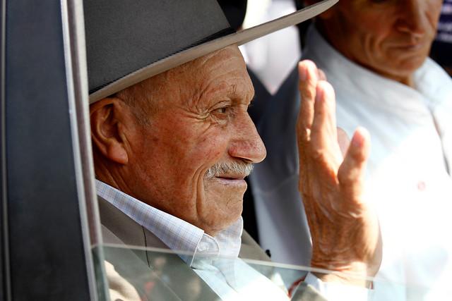 A los 91 años de edad: muere Sergio Catalán, el arriero chileno que rescató a 16 rugbistas uruguayos en la Cordillera de Los Andes