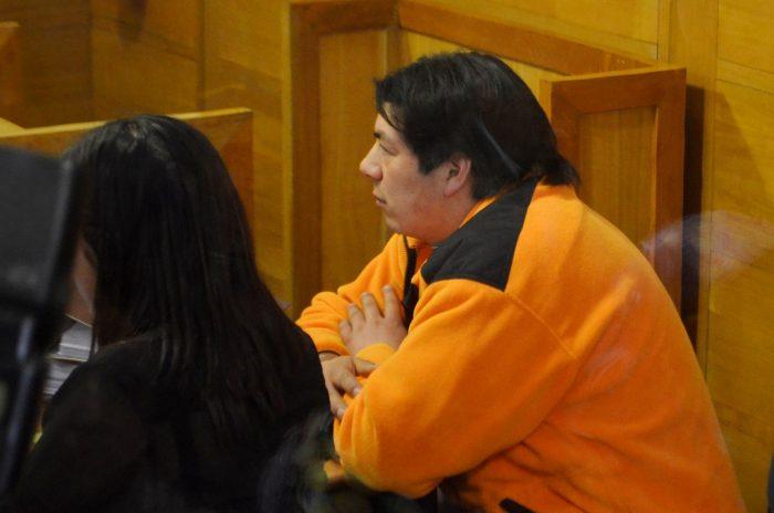 Machi Celestino Córdova y comunero Juan Cheuqueta inician huelga de hambre en Cárcel de Temuco