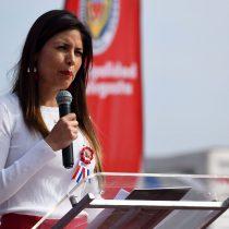 """La alcaldesa de Antofagasta, Karen Rojo se fue en contra del Gobierno: """"Hay autoridades regionales que están de adorno"""""""