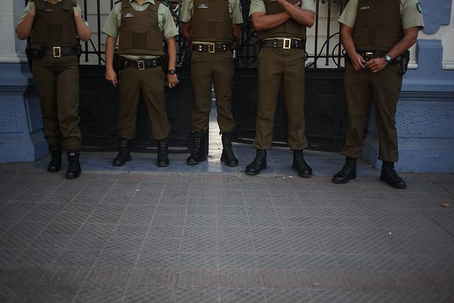 Juzgado de Coyhaique declara admisible querella del CDE contra carabineros acusados de ocultar video que exculpaba a manifestante