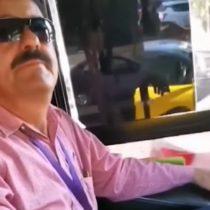 Discriminación en México: conductor expulsa de microbús a pareja homosexual que se besaba en su interior