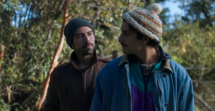 """Película """"Los fuertes"""": una intensa historia de amor filmada en el sur de Chile"""
