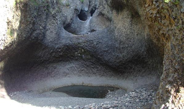 Controversia por concesión en Parque Siete Tazas que terminó con cierre por falta de agua