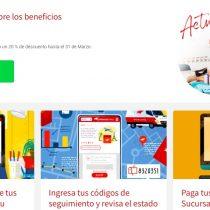 CorreosChile lanza nuevo y moderno servicio para agilizar envíos