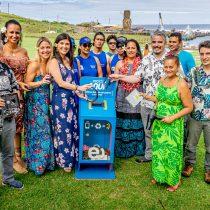 Alianza público-privada permitirá reciclar residuos electrónicos en Rapa Nui