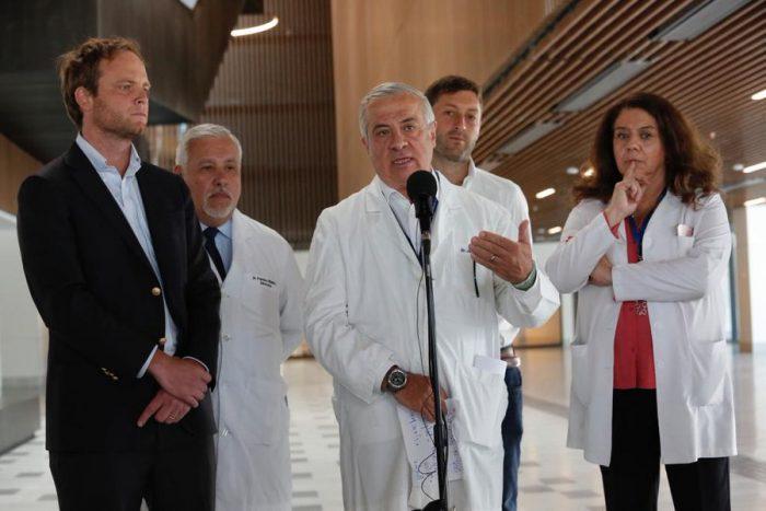Otra más de Mañalich:  adelantó que examen preventivo por el coronavirus en Chile costará 20 mil pesos