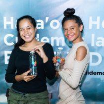 Entregarán 10 mil botellas de vidrio para reemplazar los envases plásticos en Rapa Nui