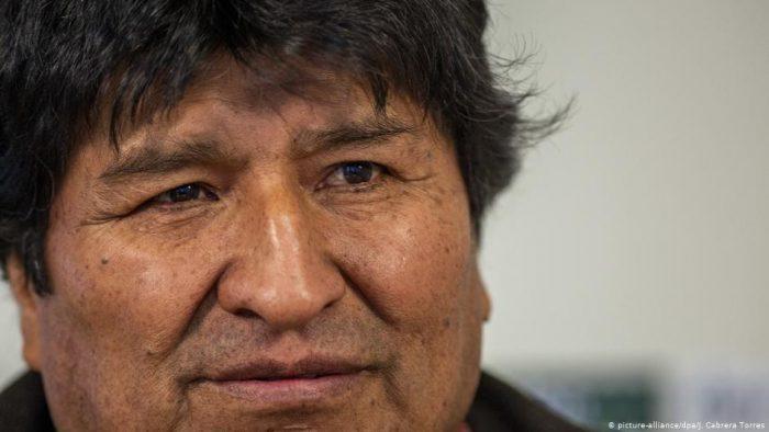 Morales ganó con