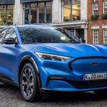 El Mustang Mach-E hace su estreno europeo