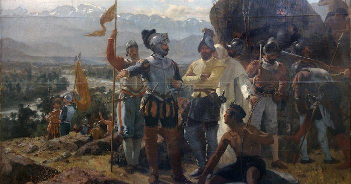 Celebración Aniversario Fundación de Santiago en Museo de Arte Colonial de San Francisco