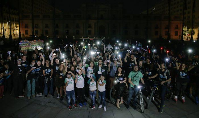 Hora del Planeta 2020: Chile vuelve a sumarse ala mayor acción global contra el cambio climático