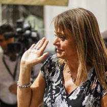 """Presidenta de la UDI pone las manos al fuego por Hasbún y asegura que es """"víctima de que se está tergiversando la realidad"""""""
