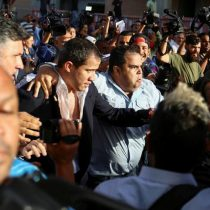 Familiar de Guaidó desaparece tras arribar a Venezuela