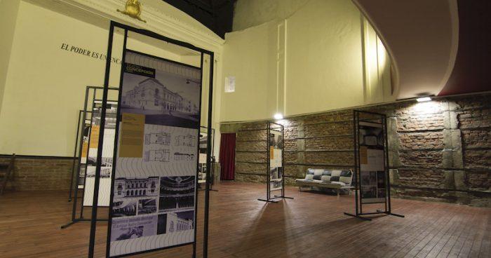 """Exposición """"Cines de Concepción: Memoria y Patrimonio"""" en ex Cine Windsor, Concepción"""
