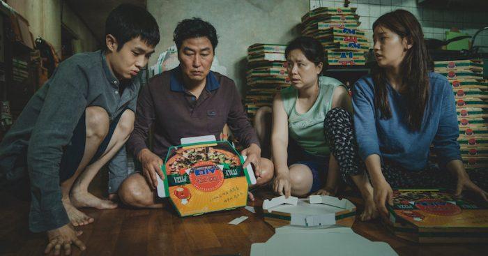 "Película ""Parasite"" de Bong Joon-ho en Cine Arte Normandie"