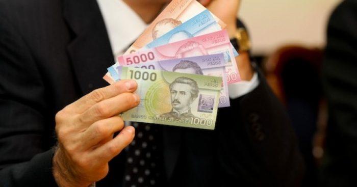 El peso chileno se hunde pero puede que el Banco Central no intervenga esta vez