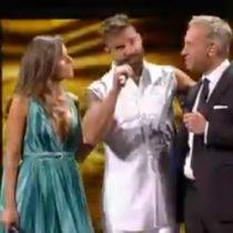 """Ricky Martin hizo un llamado al pueblo chileno y exigió que """"se respeten los derechos humanos"""""""