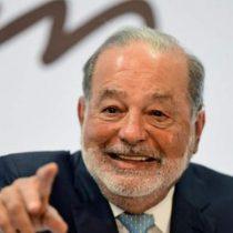 Slim romperá sequía en acciones de México con venta de US$1.400M