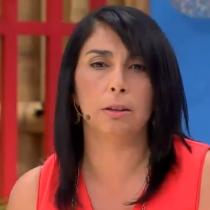 """""""Hay personas que están un poquito llenas de odio"""": la criticada frase de Karla Rubilar en el matinal de Canal 13"""